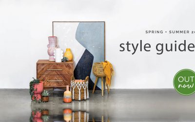 Spring + Summer Style Guide 2020 OUT NOW!