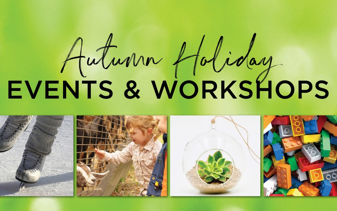 Autumn School Holiday Events & Workshops