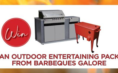 Outdoor Entertaining Pack Competition